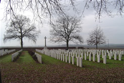 Bronfay Farm Military Cemetery